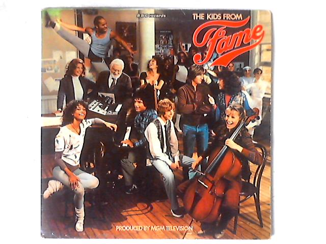 The Kids From Fame LP GATEFOLD By The Kids From Fame