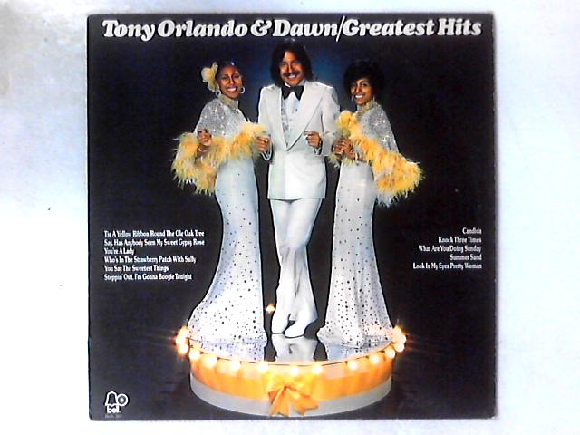 Greatest Hits LP COMP By Tony Orlando & Dawn