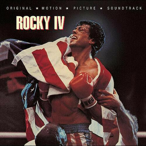 Rocky IV - Original Motion Picture Soundtrack LP By Various
