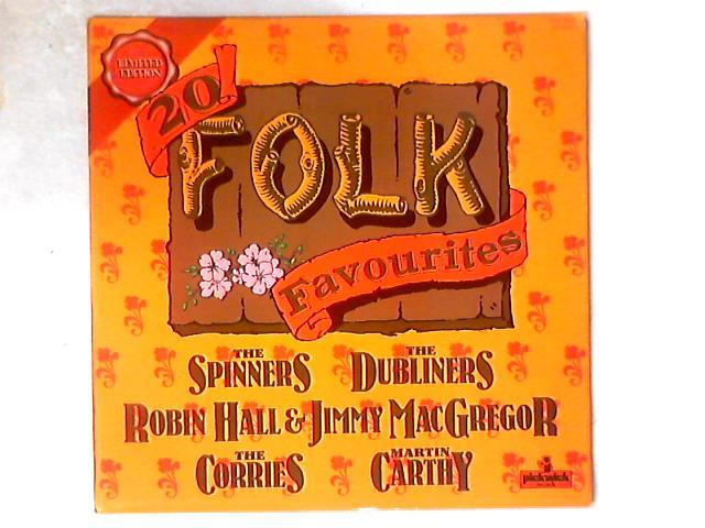 20 Folk Favourites LP COMP By Various