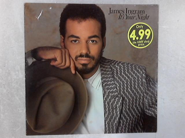 It's Your Night LP By James Ingram
