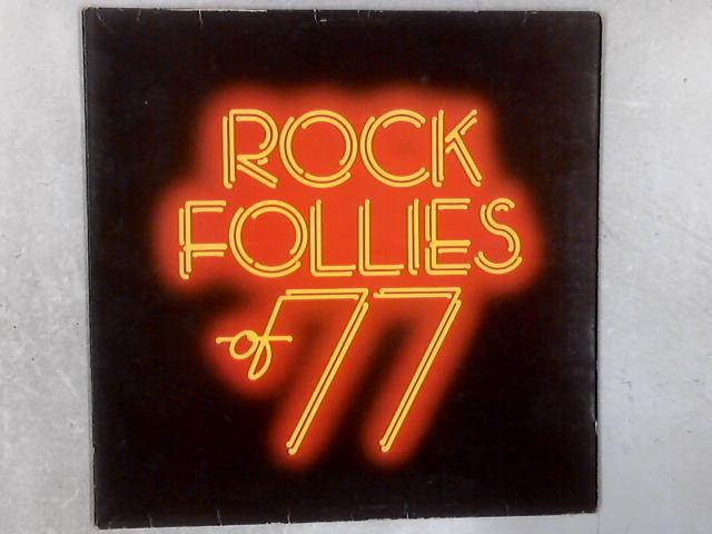 Rock Follies Of 77 LP By Rock Follies