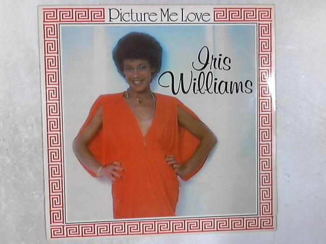 Picture Me Love LP By Iris Williams