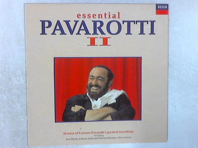 Essential Pavarotti II LP By Luciano Pavarotti
