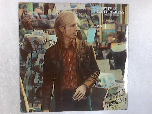 Hard Promises LP By Tom Petty And The Heartbreakers