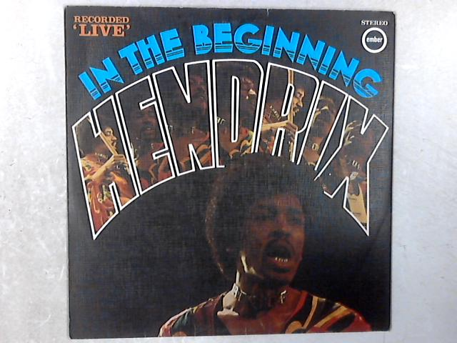 In The Beginning LP By Jimi Hendrix