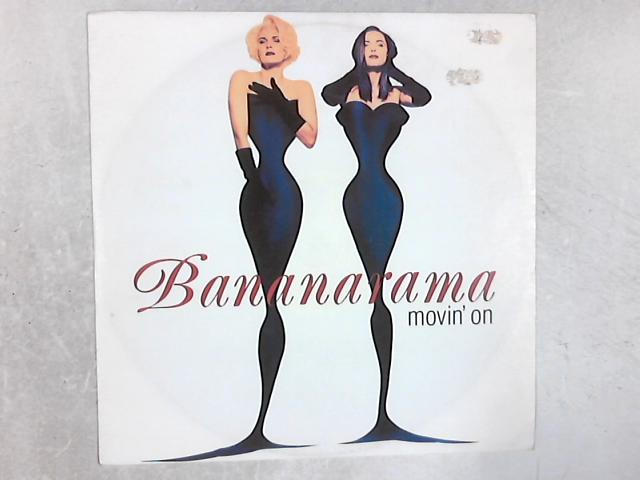 Movin' On 12in Single By Bananarama