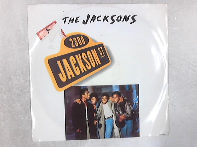 2300 Jackson St 12in Single By The Jacksons