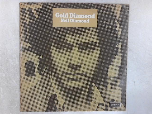 Gold Diamond LP By Neil Diamond