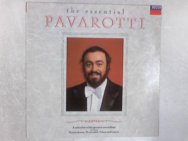 The Essential Pavarotti LP By Luciano Pavarotti