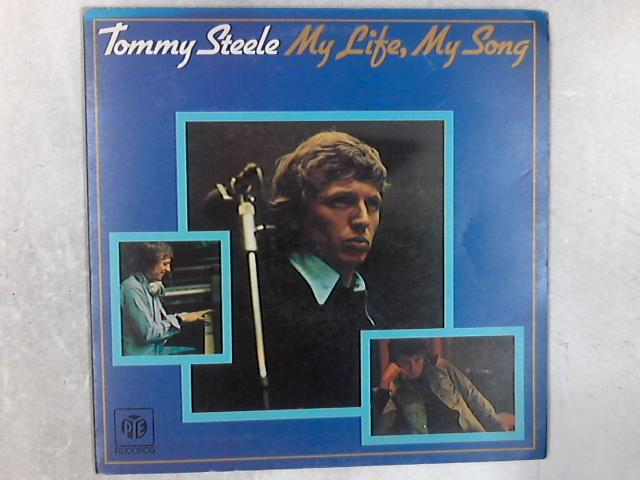 My Life, My Song LP By Tommy Steele
