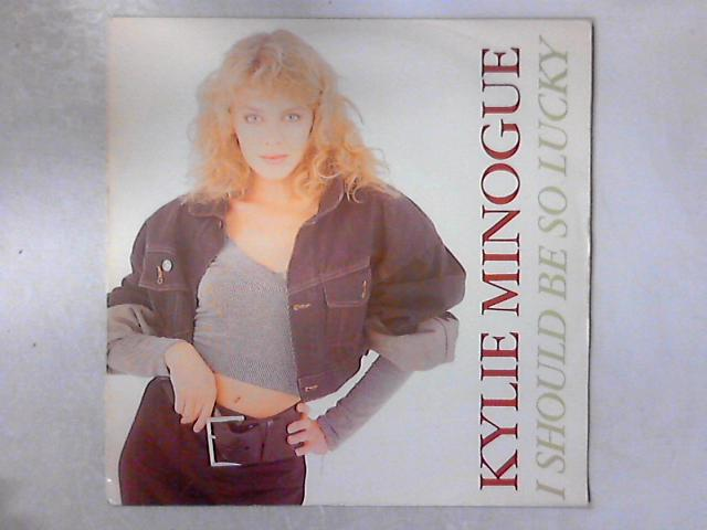 I Should Be So Lucky 12in By Kylie Minogue