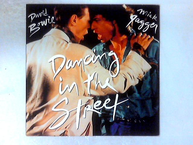 Dancing In The Street 12in By David Bowie