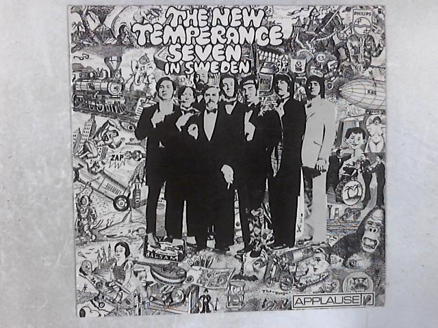 In Sweden LP By The Temperance Seven
