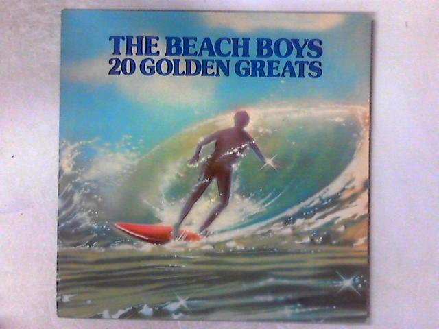 20 Golden Greats LP COMP By The Beach Boys