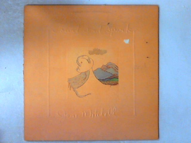 Court And Spark LP GATEFOLD By Joni Mitchell