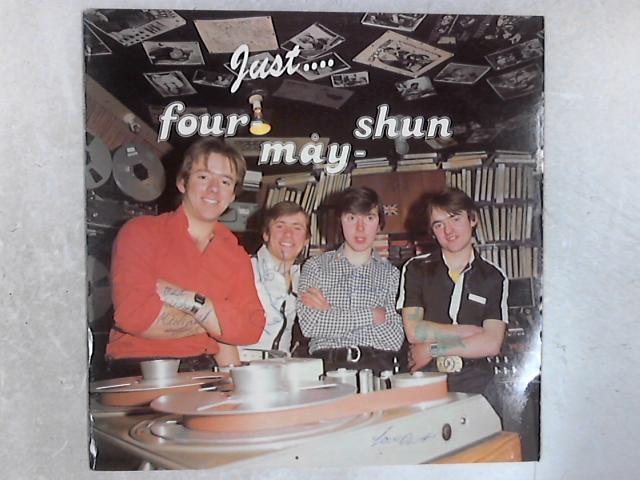 Just ... Signed LP By Four-May-Shun