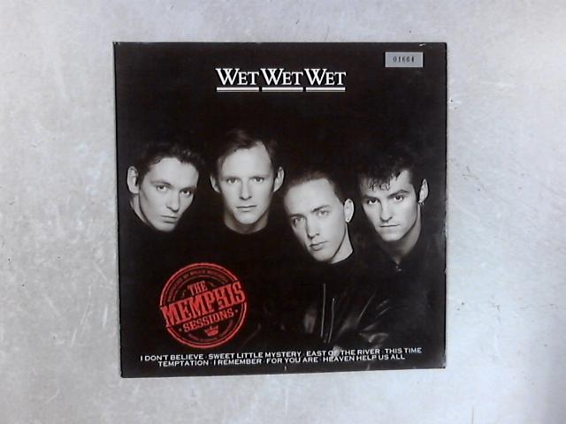 The Memphis Sessions 10in LP By Wet Wet Wet