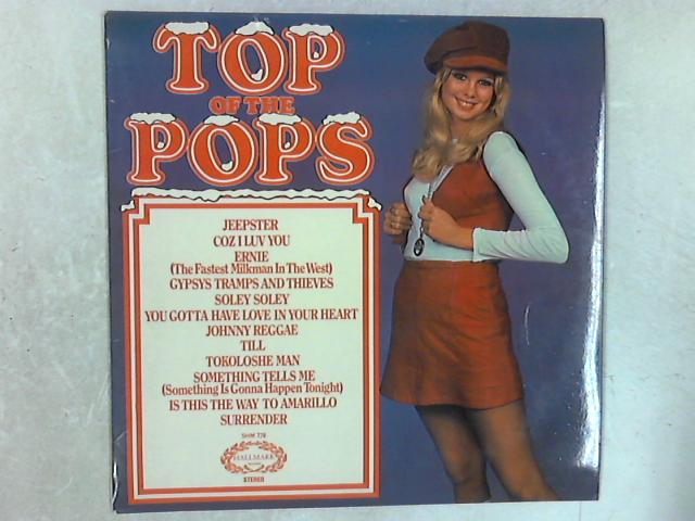 Top Of The Pops Vol. 21 LP By The Top Of The Poppers