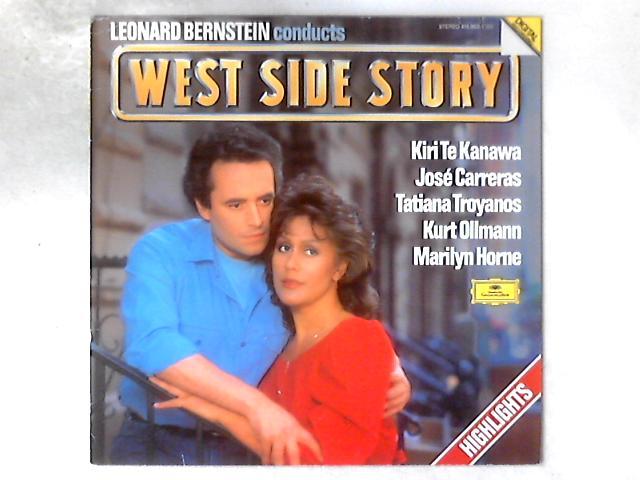 West Side Story (Highlights) LP By Leonard Bernstein