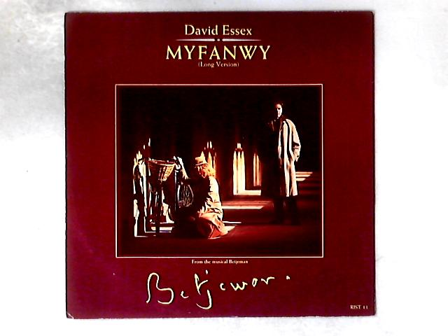 Myfanwy (Long Version) 12in By David Essex
