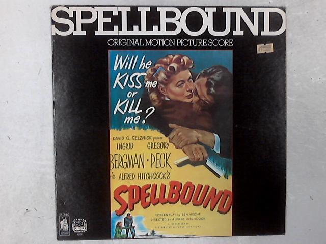 Spellbound OST LP By Mikls Rzsa