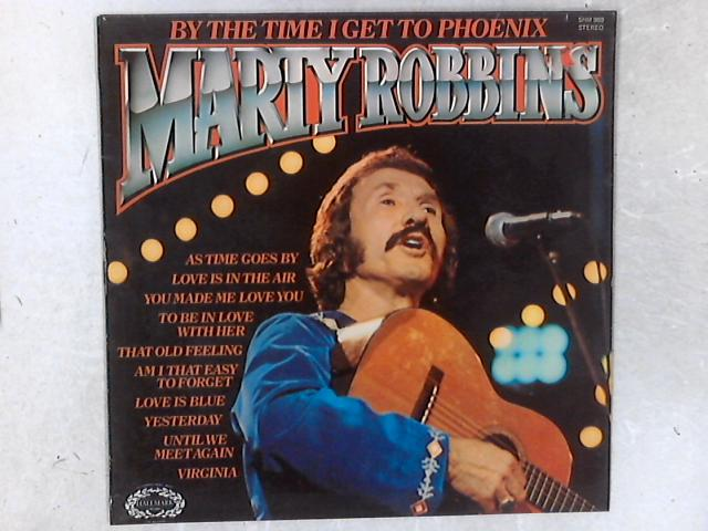 By The Time I Get To Phoenix LP By Marty Robbins