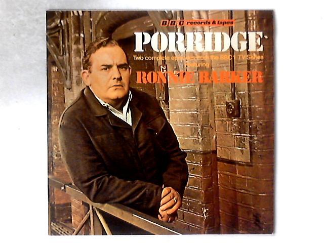 "Porridge: ""An Evening In"" & ""Heartbreak Hotel"" LP By Dick Clement"