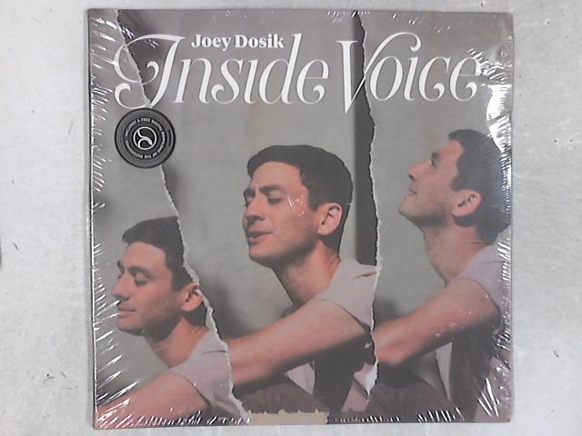 Inside Voice SEALED LP By Joey Dosik