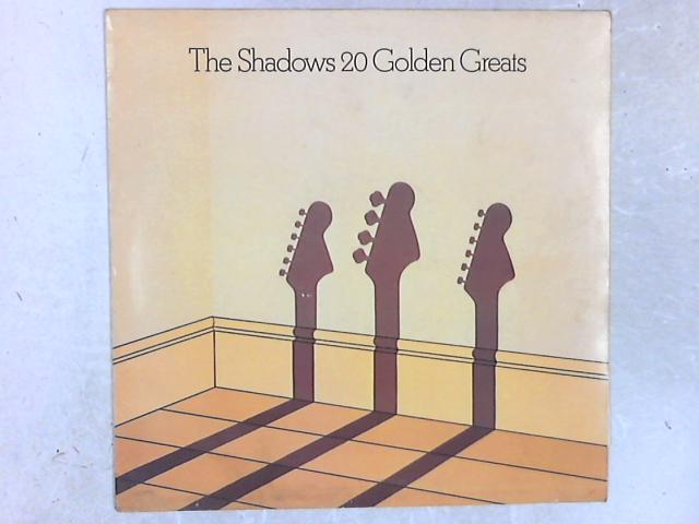 20 Golden Greats LP By The Shadows
