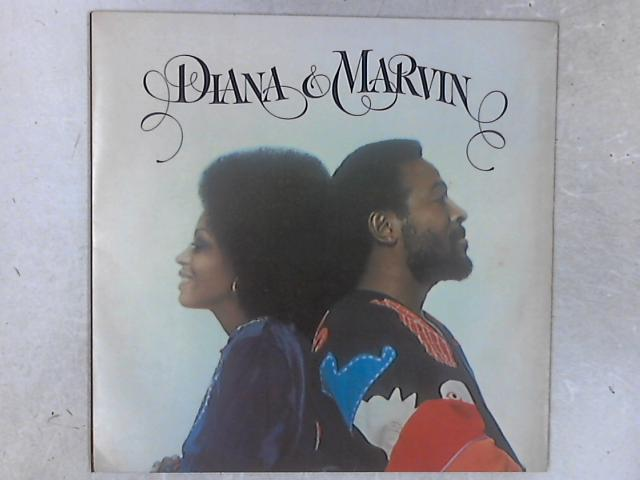 Diana & Marvin LP By Diana Ross