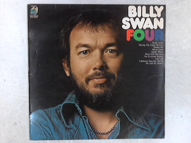 Four LP By Billy Swan