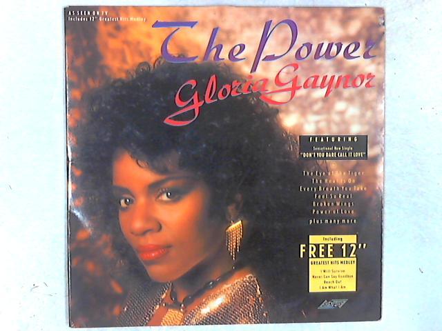 The Power 2xLP By Gloria Gaynor