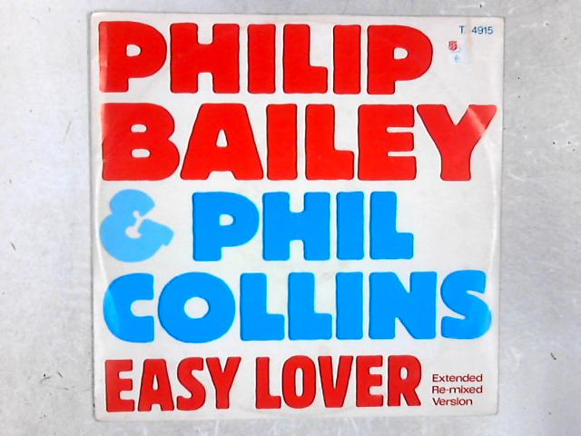 Easy Lover (Extended Re-mixed Version) 12in Single By Philip Bailey