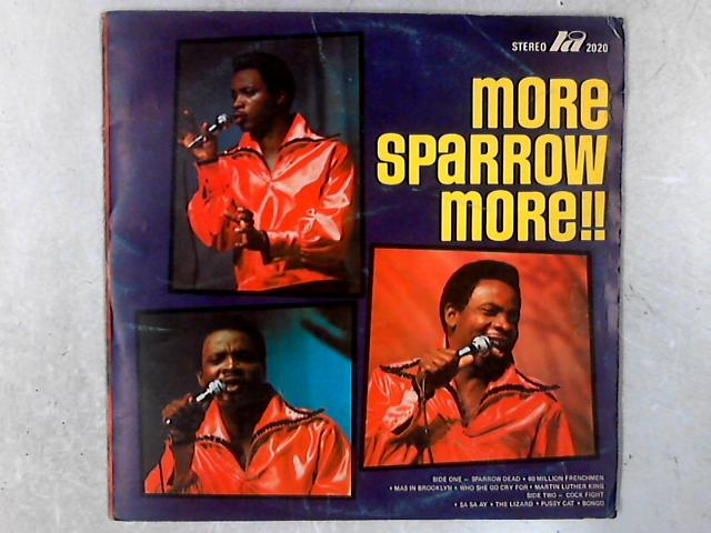 More Sparrow More LP By Mighty Sparrow