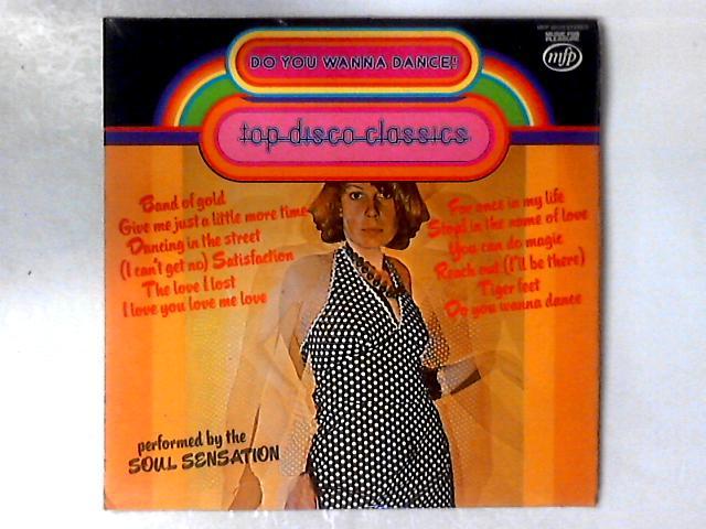 Do You Wanna Dance LP COMP By The Soul Sensation