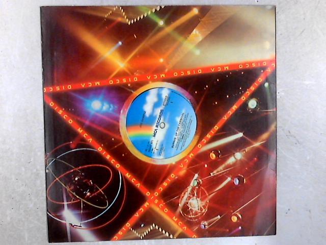 Burnin' Up The Carnival (Full Length Disco Mix) 12in Single By Joe Sample