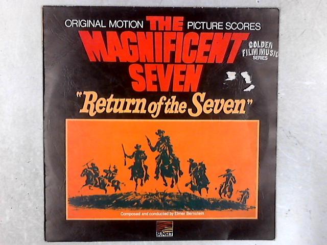 The Magnificent Seven / Return Of The Seven LP By Elmer Bernstein