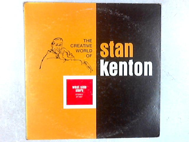 Kenton's West Side Story LP By Stan Kenton