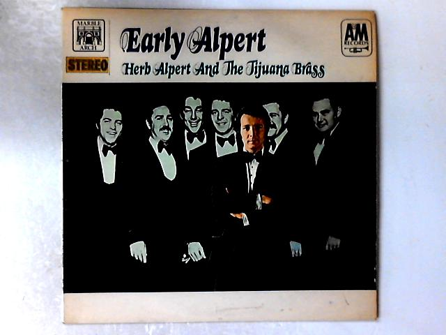 Early Alpert LP By Herb Alpert & The Tijuana Brass