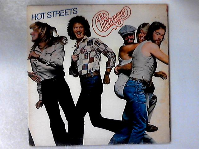 Hot Streets LP By Chicago (2)