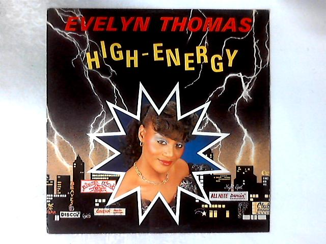 High Energy 12in By Evelyn Thomas
