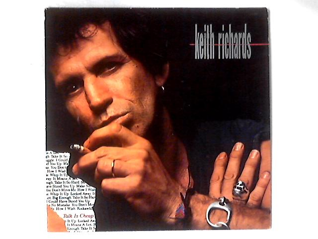 Talk Is Cheap LP By Keith Richards