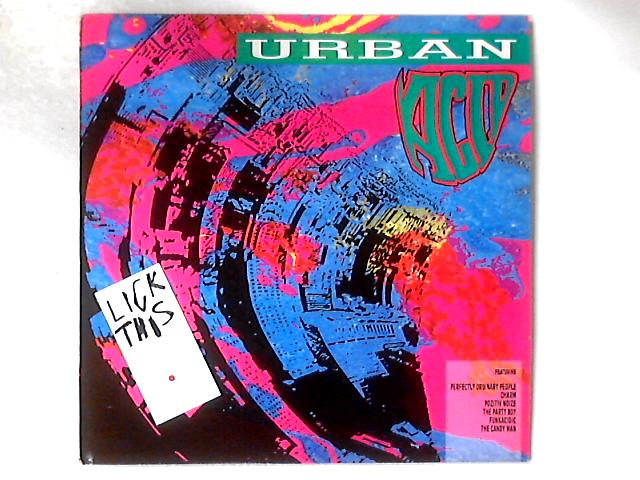 Urban Acid LP COMP By Various