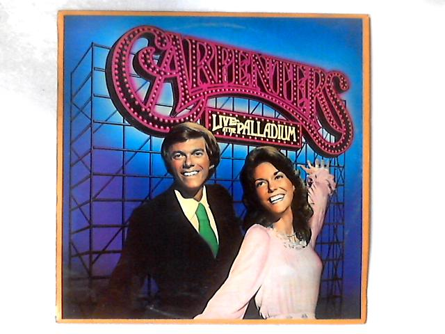 Live At The Palladium LP By Carpenters
