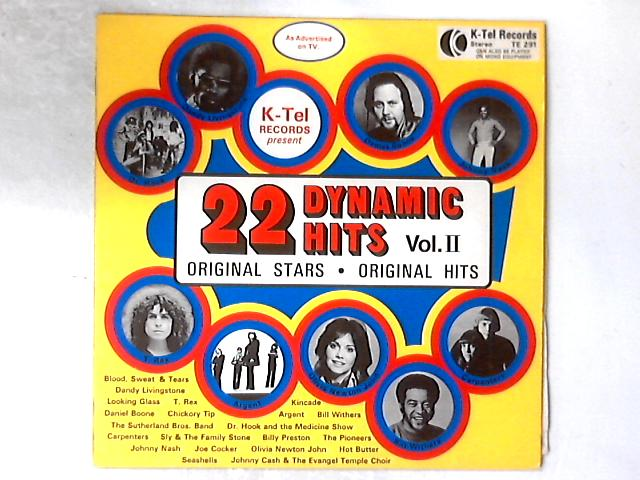 22 Dynamic Hits - Vol. II LP COMP By Various