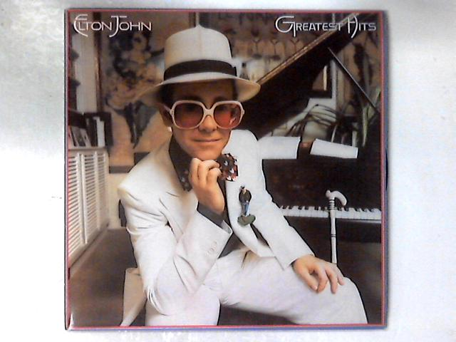 Greatest Hits LP COMP By Elton John
