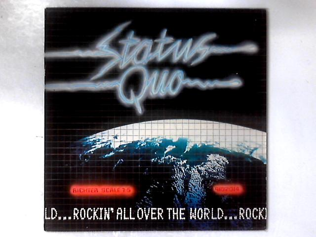 Rockin' All Over The World LP By Status Quo