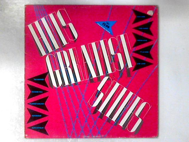 Hits Greatest Stiffs LP COMP By Various