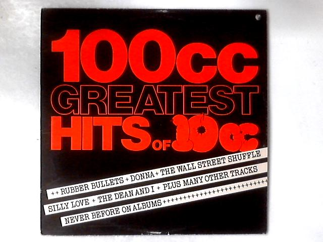 100cc Greatest Hits Of 10cc LP COMP By 10cc